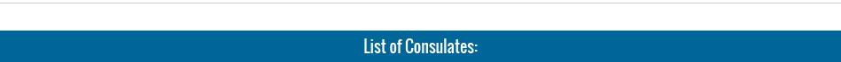 list of consulates